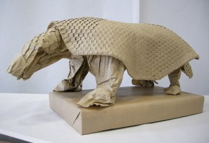 Glyptodon Éric Vigier