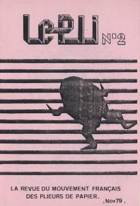couverture du Pli n°2 (1979)