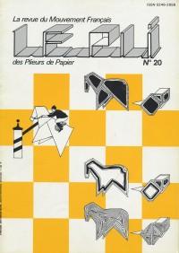 Couverture du Pli n°20 (1984)