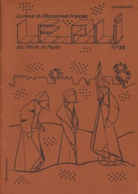 Couverture du Pli n°25 (1985)