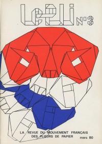 Couverture du Pli n°3 (1980)