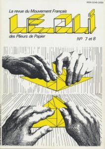 Couverture du Pli n°7-8 (1981)
