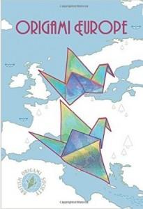 Couverture du livre Origami Europe