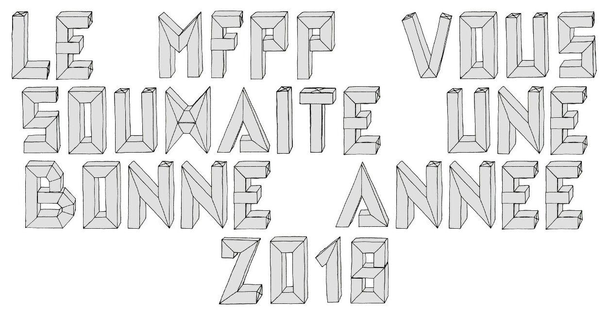 Lettrage de Paolo Bascetta dessiné par Luigi Leonardi. <i>L'Origami dalla A alla Z</i> (Orithèque n° 67)