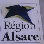Logo de la Région Alsace de Tudor Balan