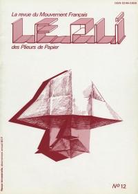 Couverture du Pli n°12 (1982)