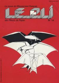 Couverture du Pli n°14 (1983)