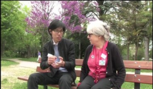 Interview de Hoang Tien Quyet